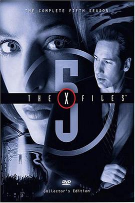 X档案 第五季的海报