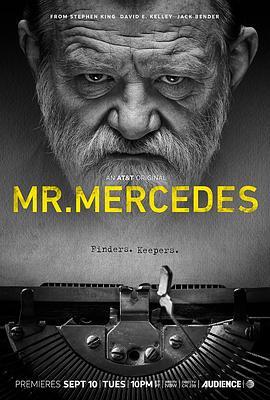 梅赛德斯先生 第三季的海报