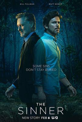 罪人 第三季的海报