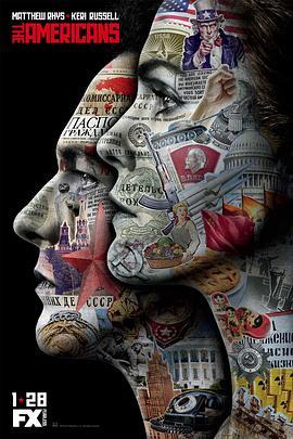 美国谍梦 第三季的海报