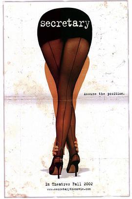 秘书的海报