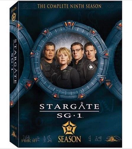 星际之门 SG-1 第九季的海报