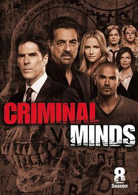 犯罪心理 第八季的海报