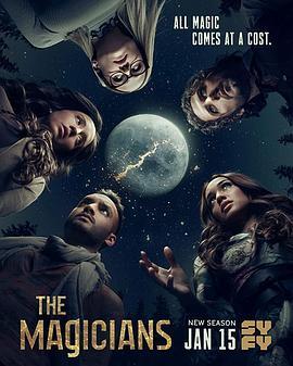 魔法师 第五季的海报