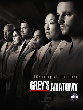 实习医生格蕾 第七季的海报