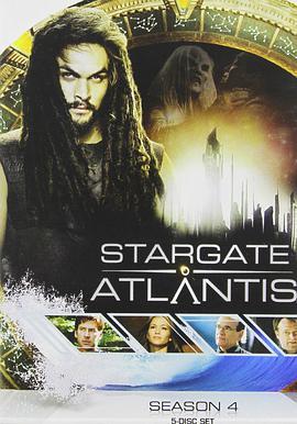 星际之门:亚特兰蒂斯 第四季的海报