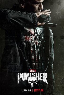 惩罚者 第二季的海报