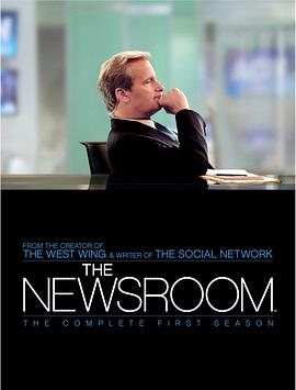 新闻编辑室 第一季的海报