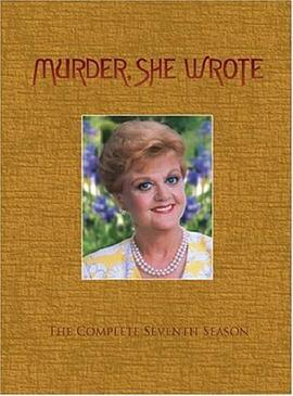 女作家与谋杀案 第七季的海报