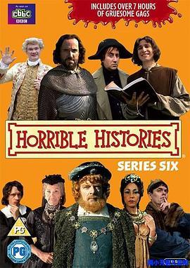 糟糕历史 第六季的海报