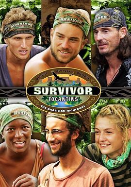 幸存者:托坎廷斯 第十八季的海报