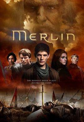 梅林传奇 第四季的海报