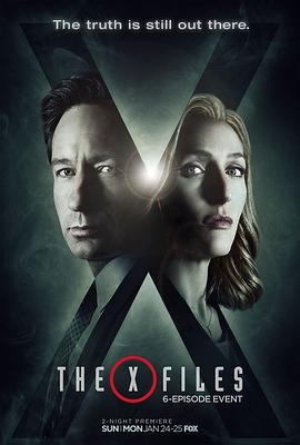 X档案 第十季的海报