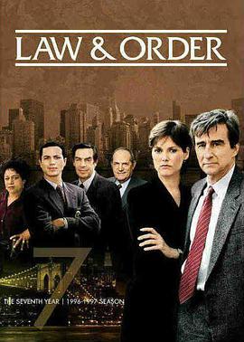 法律与秩序 第七季的海报