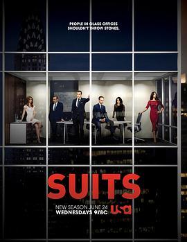 金装律师 第五季的海报