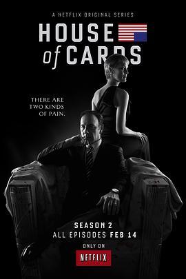 纸牌屋 第二季的海报