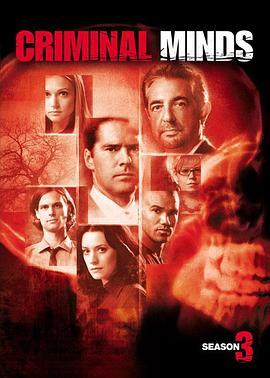 犯罪心理 第三季的海报