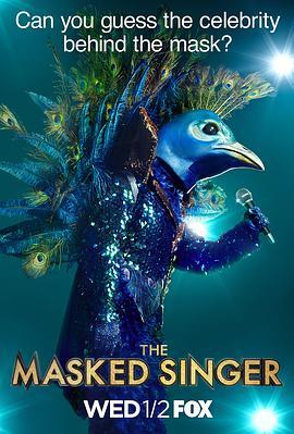 蒙面歌王(美版) 第一季的海报
