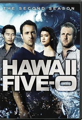 夏威夷特勤组 第二季的海报