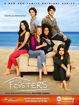寄养家庭 第一季的海报