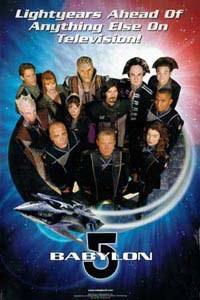 巴比伦5号 第二季的海报