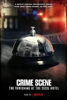 犯罪现场:赛西尔酒店失踪事件的海报