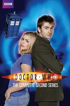 神秘博士 第二季的海报