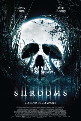 死神蘑菇的海报