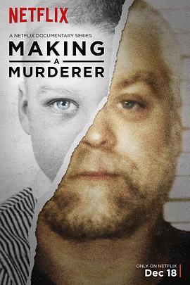 制造杀人犯 第一季的海报