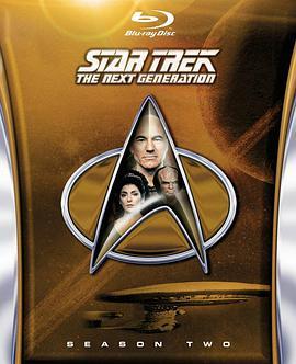 星际旅行:下一代 第二季的海报