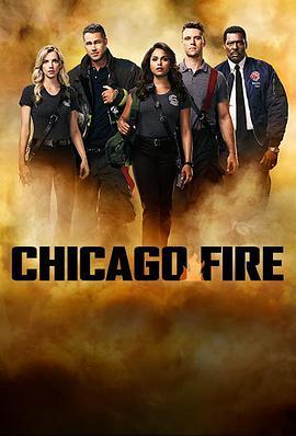 芝加哥烈焰 第六季的海报