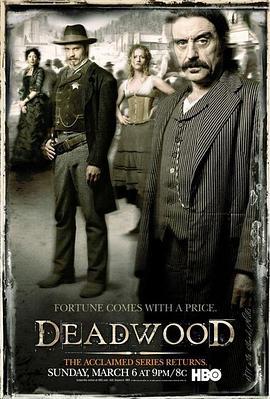 《朽木 第二季》全集/Deadwood Season 2在线观看