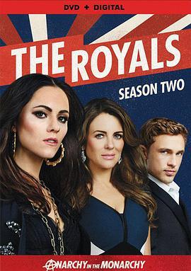 王室 第二季的海报