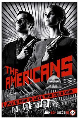 美国谍梦 第一季的海报