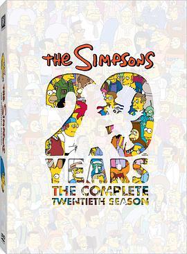 辛普森一家 第二十季的海报