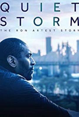 沉默风暴:罗恩.阿泰斯特的故事的海报