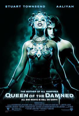 吸血鬼女王的海报