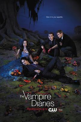 吸血鬼日记 第三季的海报