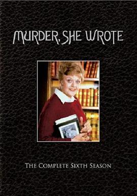 女作家与谋杀案 第六季的海报