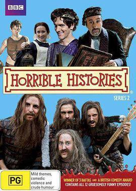 糟糕历史 第二季的海报