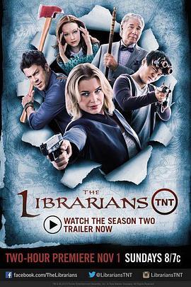 图书馆员 第二季的海报