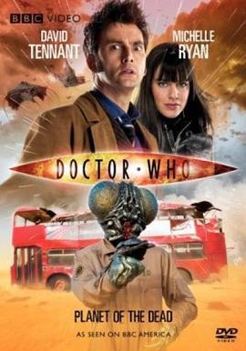 神秘博士:死亡星球的海报
