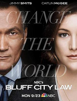 崖城法律的海报