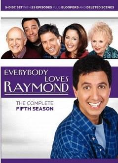 人人都爱雷蒙德 第五季的海报