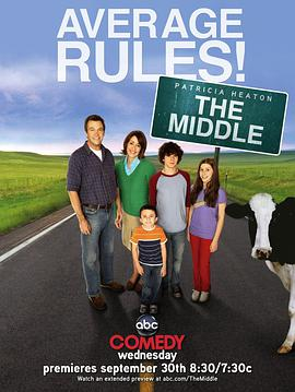 中产家庭 第一季的海报