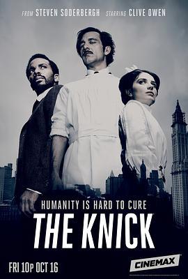 尼克病院 第二季的海报