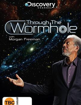 与摩根·弗里曼一起穿越虫洞 第一季的海报