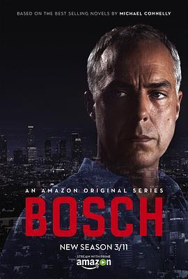 博斯 第二季的海报