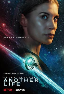 外星生命的海报