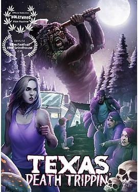 德州死飞之旅的海报